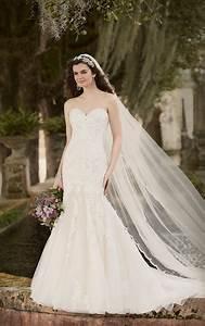 classic lace wedding dress essense of australia With wedding dresses from australia
