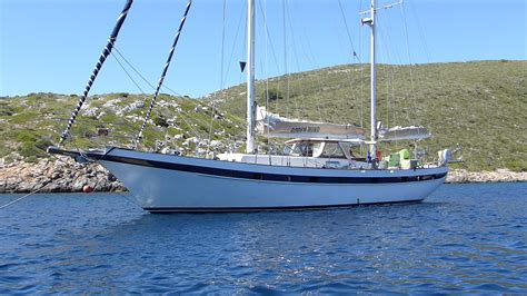 Jacht Indra by 1973 Jongert Trewes Clipper 67 Sail Boat For Sale Www