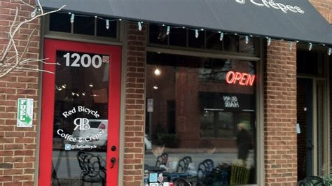 Your purchase helps to mobilize and empower people through the power of bicycles! Restaurant Review: The Red Bicycle Coffee and Crepes (Nashville, Tennessee)