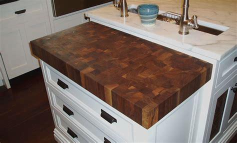 chopping block countertops custom walnut butcher block countertop whippany new jersey