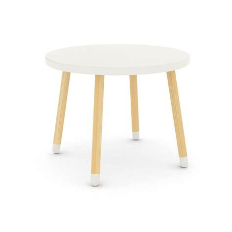 table de chambre table blanc flexa play pour chambre enfant les