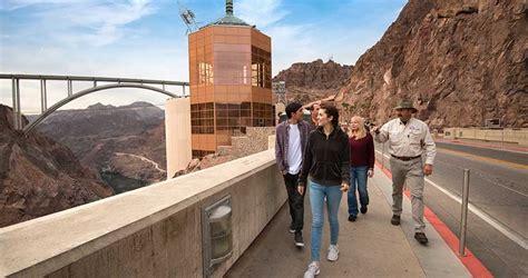 Tour The Hoover Dam Near Las Vegas  Pink Adventure Tours