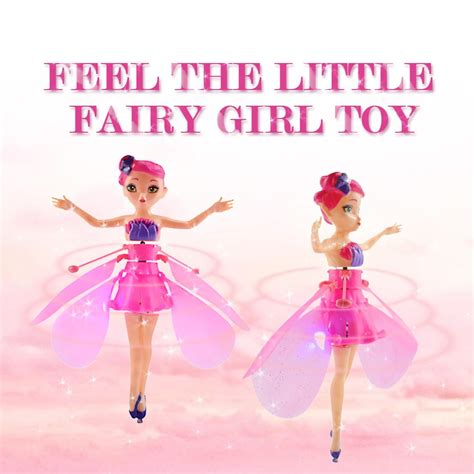 Electronic Flying Doll electronic flying baby dolls toys flying doll