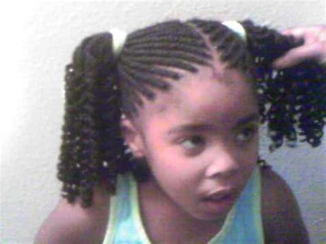 Black Lil Girl Hairstyles