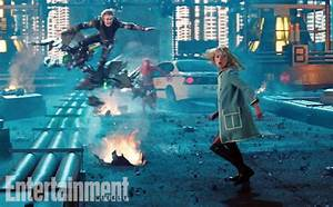 Latest Pics From 'The Amazing Spider-Man 2' Show Off Green ...