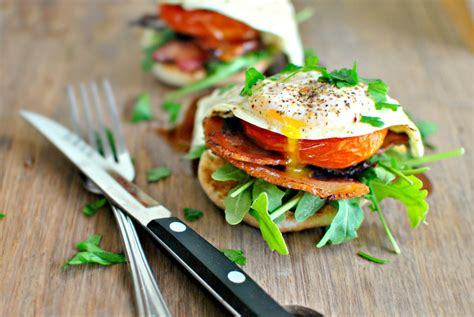 simply scratch breakfast blt s simply scratch