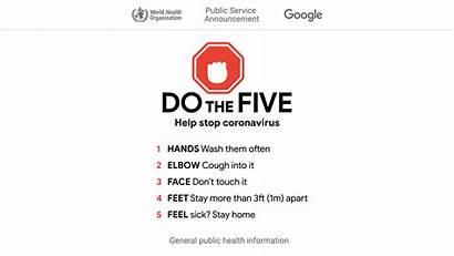 Marketing Google Covid Principles Coronavirus Etiquette Help