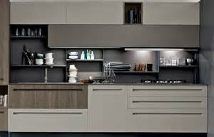 cucine moderne lineari 4 metri idee per il design della casa