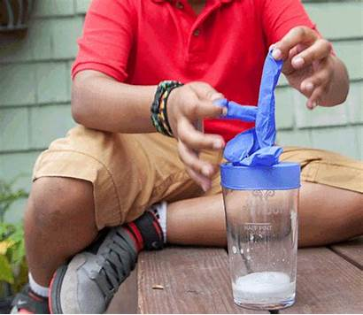 Science Cool Sodium Experiment Acetic Reactions Household