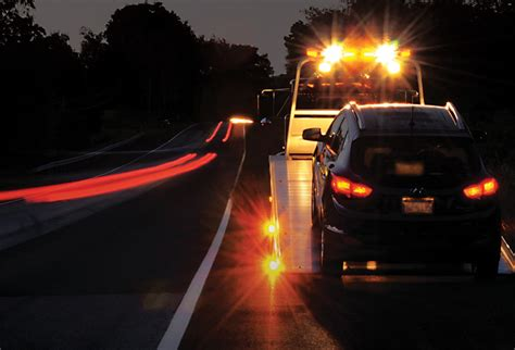 amber tow truck lights safety article categories tow professional