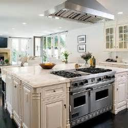 kitchen island with design ideas - Marble Topped Kitchen Island