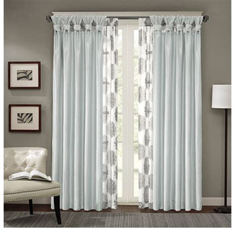 kohls sheer curtain panels curtain kohls curtains and drapes jamiafurqan interior