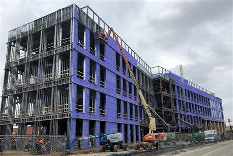 ODU Chemistry Building - Ocean Drywall - Ocean Prefab ...