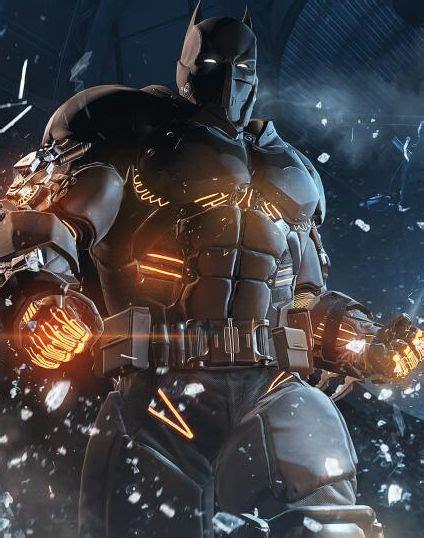 batman arkham origins cold cold heart dlc image shows