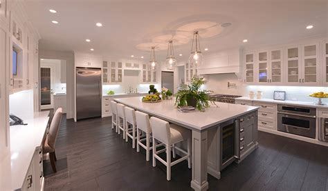 Luxurious Home Kitchens