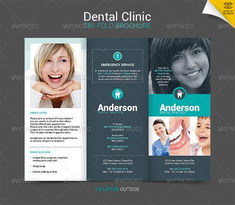 Free Dental Brochure Templates by 21 Dental Brochure Templates Free Premium