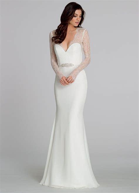 long sleeve wedding dresses   fall  love