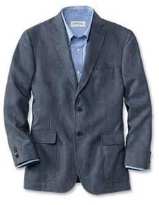 Men Denim Sport Coats and Jackets