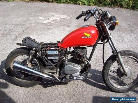 1983 Honda Cm125 Custom For Sale In United Kingdom