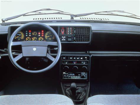 Lancia Prisma picture # 05 of 06, Interior, MY 1986, 1600x1200