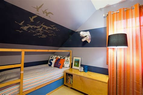 wallpaper murals for bedrooms with dinosaur themed wall and murals