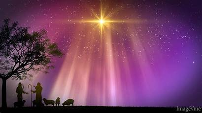 Christmas Backgrounds Christian Imagevine Powerpoint Movies Star