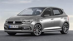 Volkswagen Polo 2017 : 2017 vw polo speculatively rendered ~ Maxctalentgroup.com Avis de Voitures