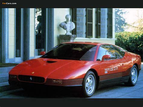 Photos of Ferrari Mondial PPG Pace Car 1987 (1024x768)