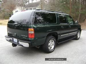 2001 Chevrolet Suburban 1500 Lt Sport Utility 4