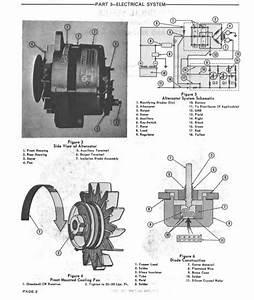 Ford 4000 Hydraulic System Diagram