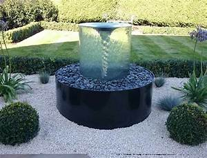 The images collection of outdoor water fountains u custom for Backyard water fountains