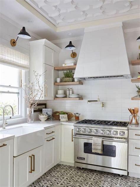 elements   stylish functional farmhouse kitchen