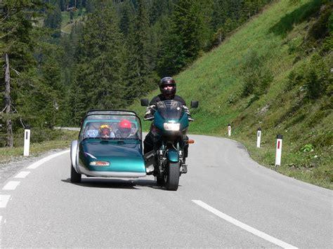 motorrad mit 3 räder motorradgespann