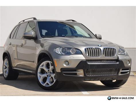 2008 Bmw X5 4.8i For Sale In United States