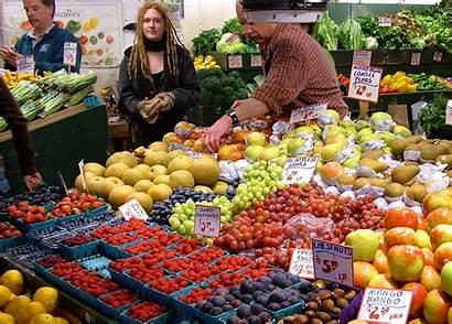 Market Pike Place Seattle 2006 Travelogue Path