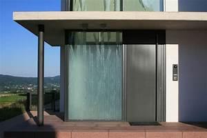 Vordach Hauseingang Modern : hauseingang mit vordach aus beton ~ Michelbontemps.com Haus und Dekorationen