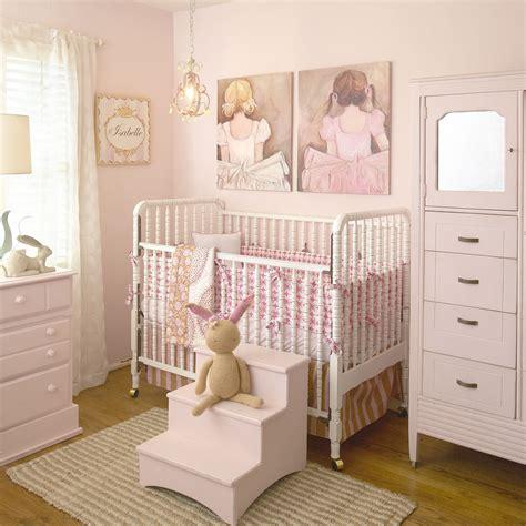 pink ballerina girls nursery project nursery