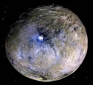 Aliphatic Organic Compounds Detected on Ceres | Planetary ...