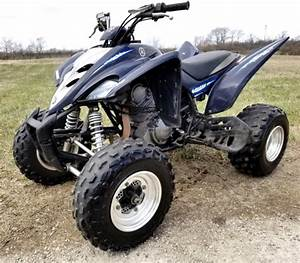 2006 350 Yamaha Raptor Special Edition 350cc Atv Quad