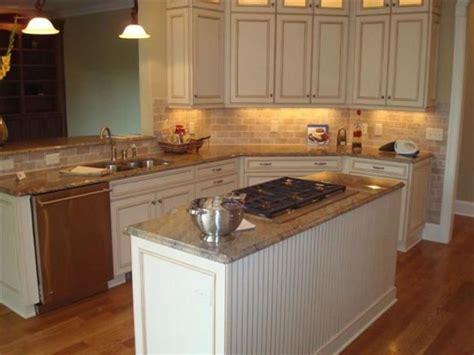 kitchen island stove love the gas stove in the island kitchen pinterest