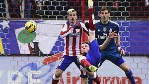 Atlético de Madrid 4-0 Real Madrid | Goles | COPE | 07/02 ...  Real