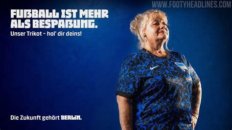 It was the hertha captain's first goal of the season. Hertha Berlin 20-21 Home & Away Kits Released - No Main ...