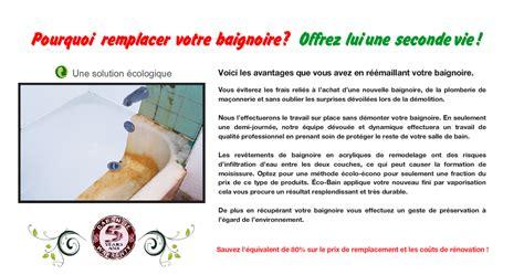 Refaire L Mail D Une Baignoire La Baignoire Sabot Apporte