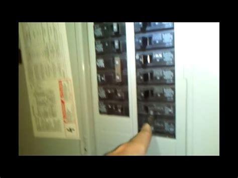How Install New Circuit Breaker Youtube