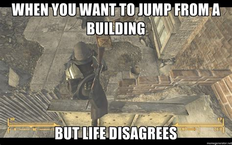 Fallout Logic Video Game Logic Know Your Meme