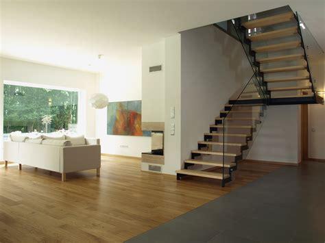 U Treppe Modern