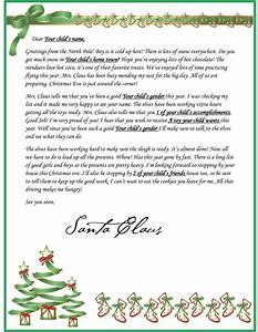 personalized letters from santa search results With custom letter from santa