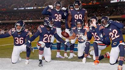 Bears Defense Football Chicago Fantasy Sports Bear