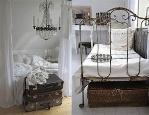 Chambre Shabby Chic : decoration chambre shabby chic visuel 8 ~ Preciouscoupons.com Idées de Décoration