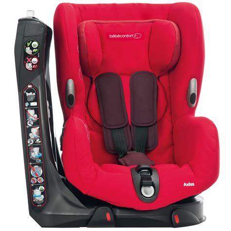 siege auto bb confort axiss axiss de bébé confort siège auto groupe 1 9 18kg aubert